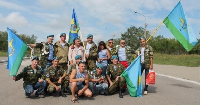 Второго августа десантники отметят День ВДВ