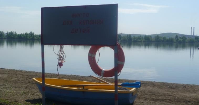 За буйки не заплывать! Горожанам напоминают правила поведения на воде