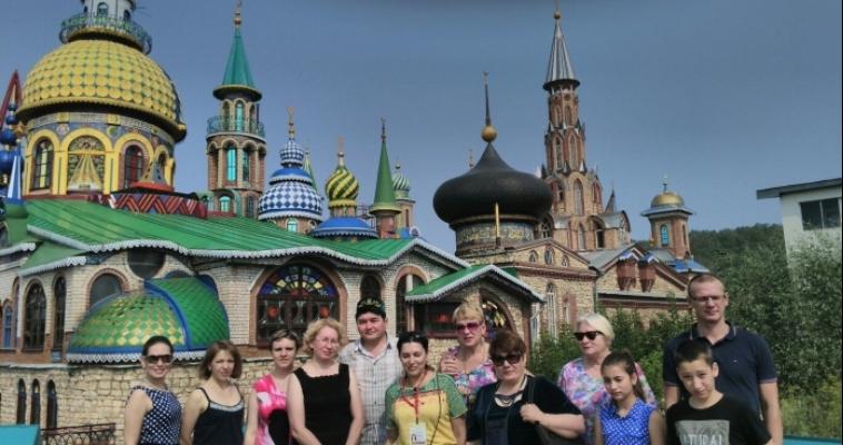 Успей съездить в Казань в этом сезоне и получи шанс выиграть путёвку в Сочи