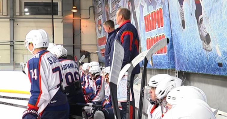 Начали с победы! Накануне в Магнитогорске стартовал традиционный турнир по хоккею среди молодежных команд