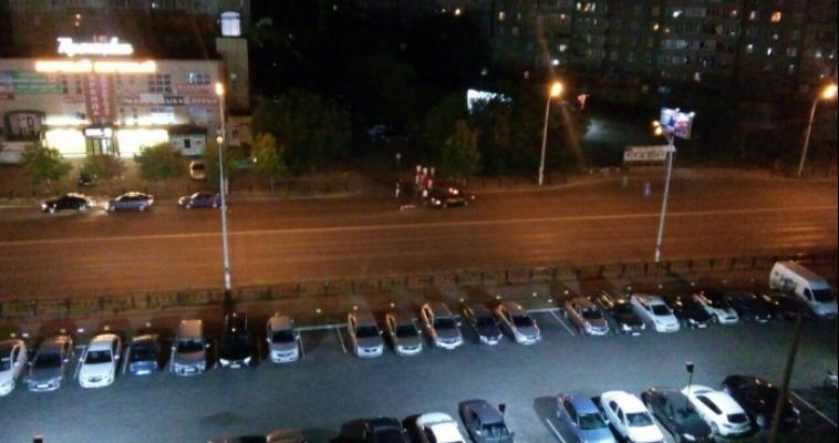 Госавтоинспекция разыскивает очевидцев ночного ДТП