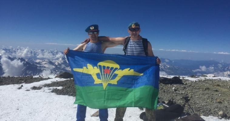 Магнитогорский десант высадился на высоты Эльбруса