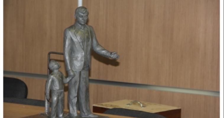 Памятник Ивану Ромазану появится в городе к середине сентября