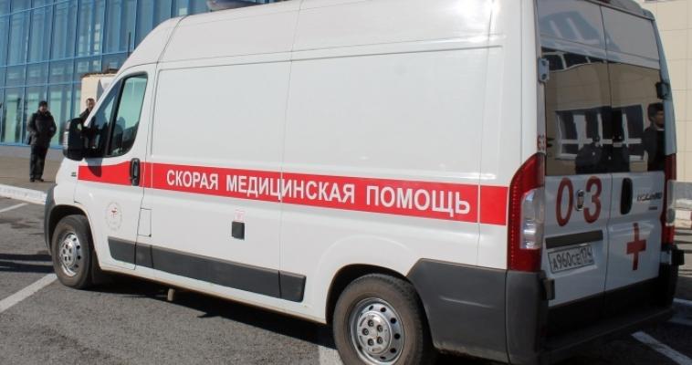 Автопарк скорой помощи региона обновят
