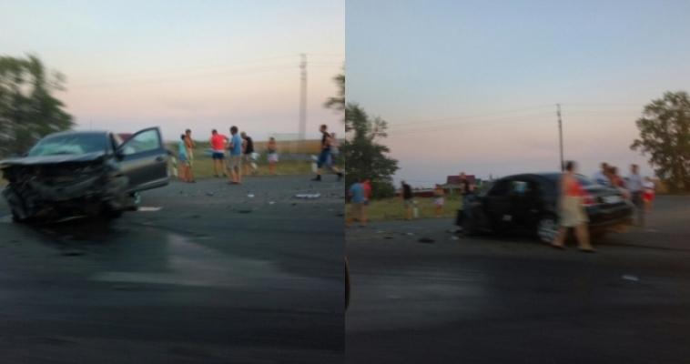 «Реанимация, «скорая» и пожарная» – возле Красной Башкирии произошло серьезное ДТП