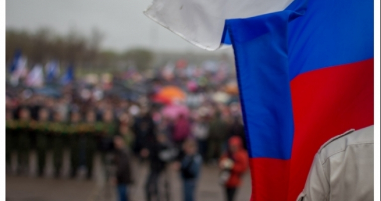 Главный символ страны. Сегодня в России отмечается День государственного флага