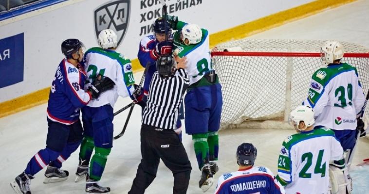 Первый матч проигран, сегодня «Стальные Лисы» попробуют взять реванш у «Толпара»