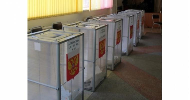 Избирательные участки подготовлены к выборам