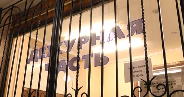 Задержаны десять граждан по подозрению в совершении преступлений