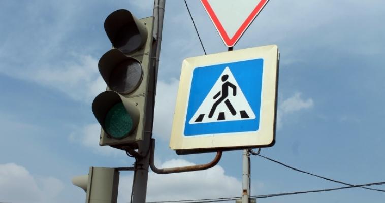 Аккуратно! На перекрёстке ул. Сталеваров и Карла Маркса не работают светофоры