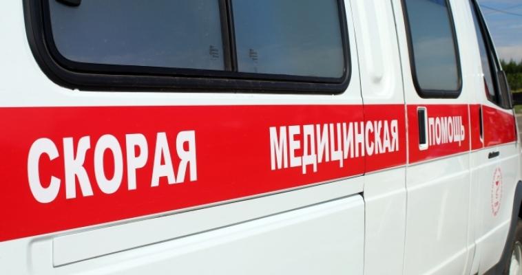 На Чкалова сбили мужчину