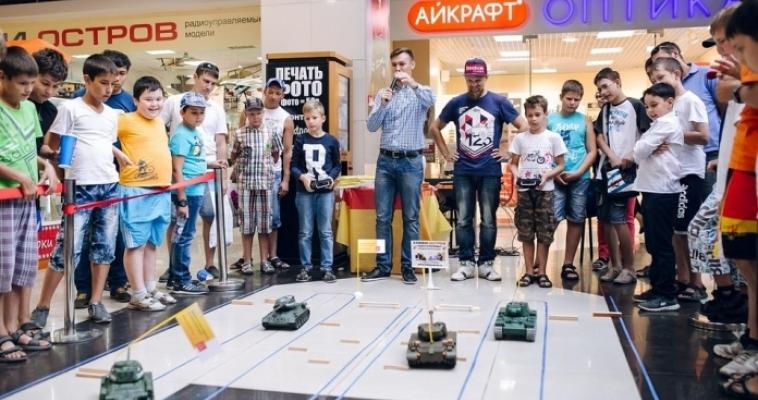 В Магнитогорске состоялось шоу  «На высоких интернет-скоростях»