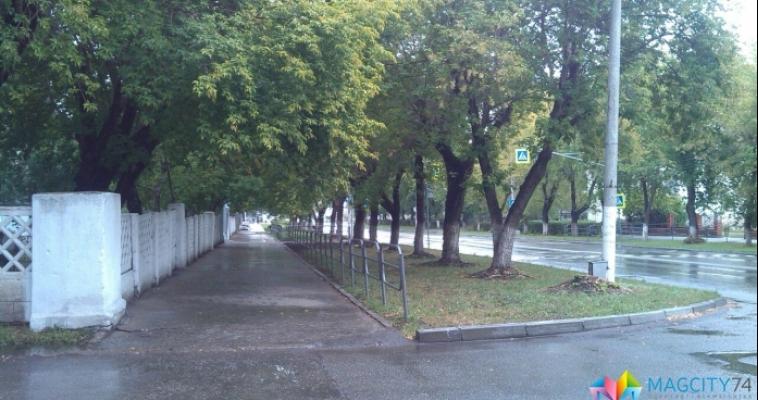 И снова возможен дождь