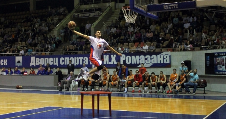 22 сентября стартует предсезонный турнир по баскетболу «Магнитка-2016»