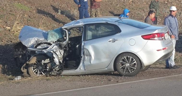 ДТП на трассе стало причиной смерти человека
