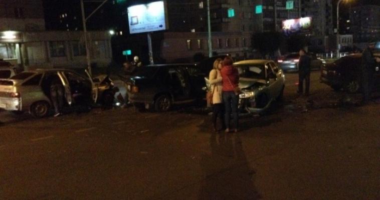 Три человека пострадало в ДТП за выходные