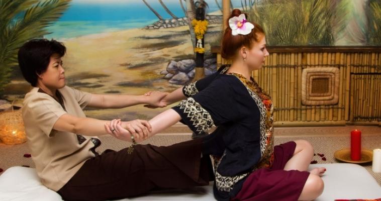 Продли лето с тайским СПА салоном «Чанг»! Акция «Тайское лето»  скидка 100% на второй массаж