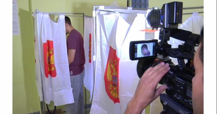 Люди идут работать наблюдателями на выборах ради денег
