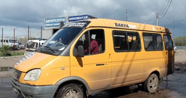 «Маршрутчиков» дезинформируют недобросовестные перевозчики