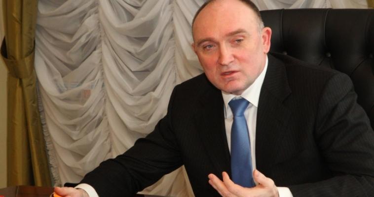 Дубровский потерял шесть позиций в общероссийском рейтинге