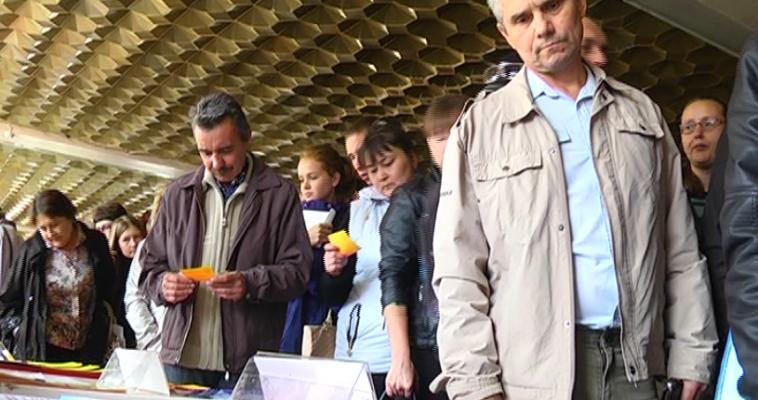 Найти работу или сотрудника. В Магнитогорске сегодня состоялась традиционная ярмарка вакансий