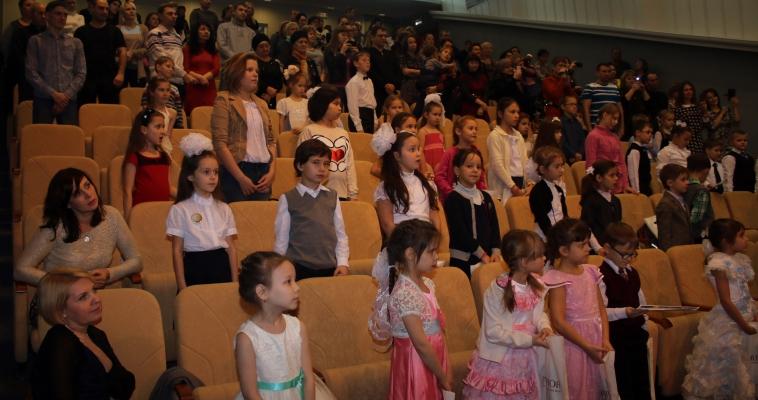 В Магнитогорске увеличилось число лауреатов различных конкурсов для детей