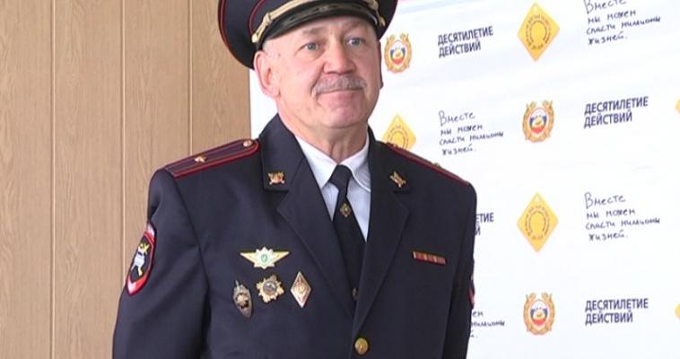 «Я счастлив, что имел честь служить вместе с вами!» Федора Геннадьевича Сумароковского проводили на заслуженный отдых