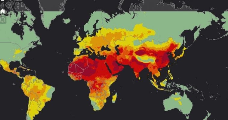 Более 90% населения планеты дышат грязным воздухом