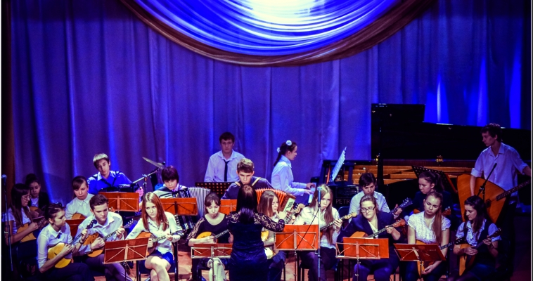 День музыки в «Камертоне»! Концерт для учителей и не только…