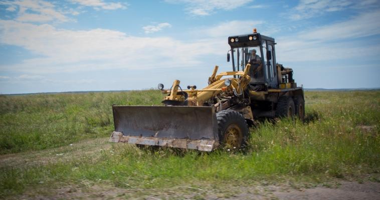 На Южном Урале в самом разгаре сбор урожая