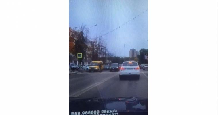 На Ленина сбили пешехода. Официальная информация