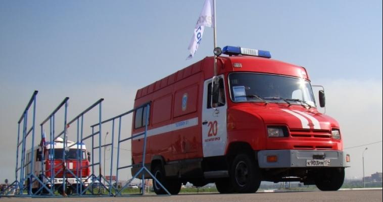 Развод, яичница и валенки: корреспондент Magcity74.ru узнал обратную сторону профессии пожарного