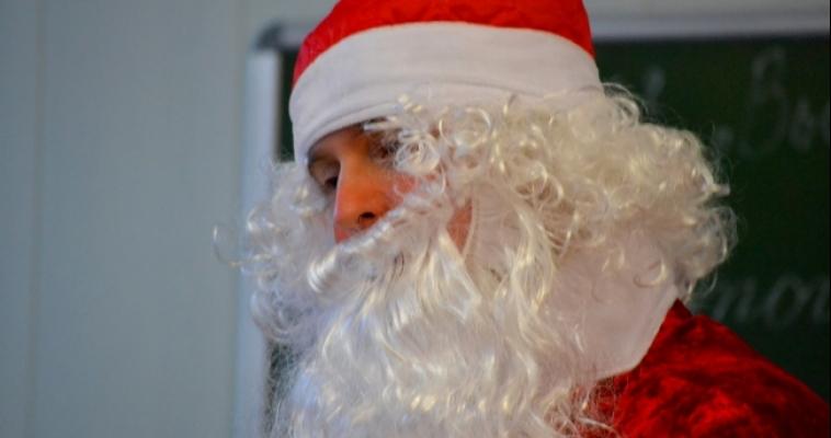 В Деды Морозы я бы пошёл, пусть меня научат!