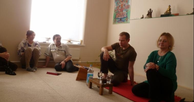 Как я в гости к буддистам ходила. В Магнитогорске уже 20 лет существует буддийский центр