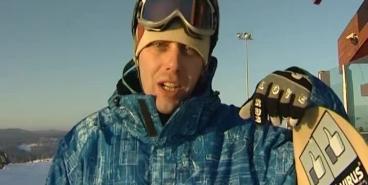 Научи меня: Сноуборд (часть 4)