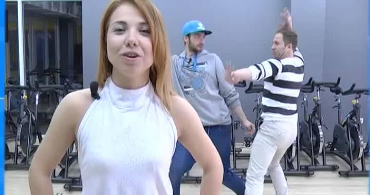 Танцы +