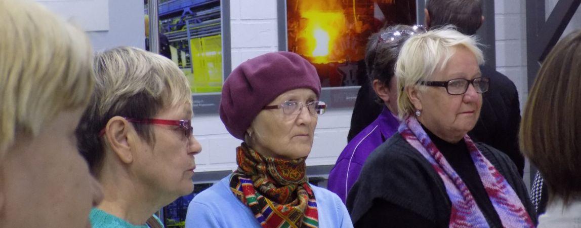 Активная старость с пользой для общества