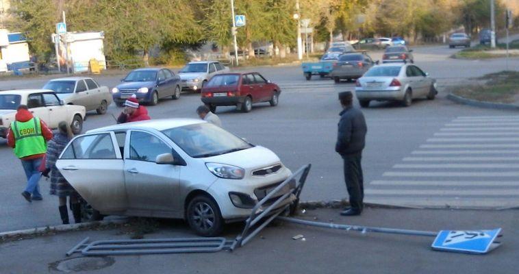 Борьба с дорожными знаками