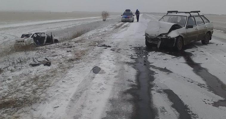 На трассе Магнитогорск-Аскарово произошло серьёзное ДТП