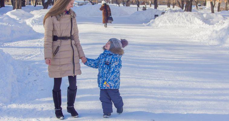Как выбрать зимнюю одежду для детей дошкольного возраста?