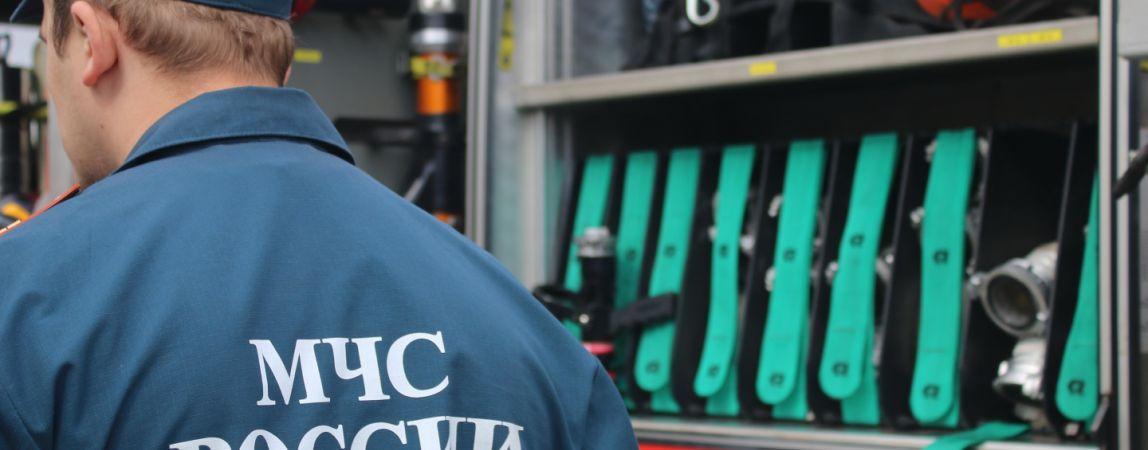 Пожар и пострадавшие: на Левом берегу произошло ДТП