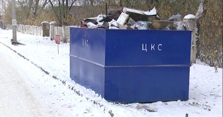 Всему свое место. В поселке Цементников появятся дополнительные емкости для отходов