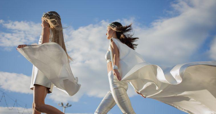Костюмы из необычных материалов. Магнитогорцы примут участие в областном фестивале мод