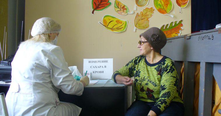 Насколько опасен диабет? Магнитогорцев учат разбираться в важном вопросе.
