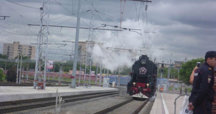 Горожане смогут взять билет на поезд за 60 дней до отправления