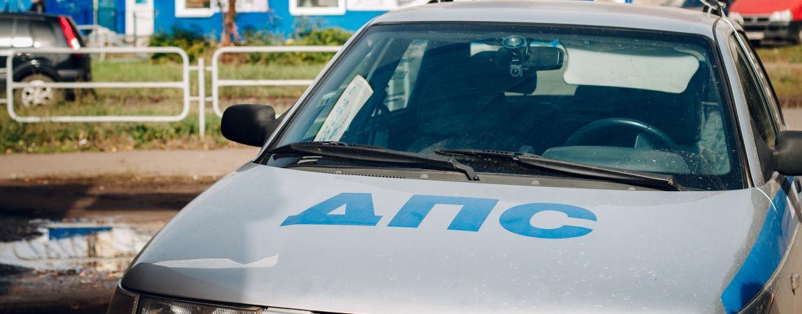 Автомобили столкнулись лоб в лоб на Агаповской трассе