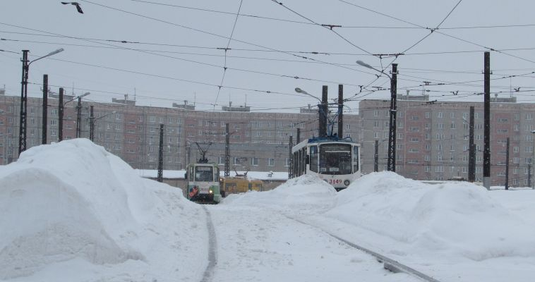 А дальше - пешком. С понедельника в Магнитогорске сократят невыгодные рейсы