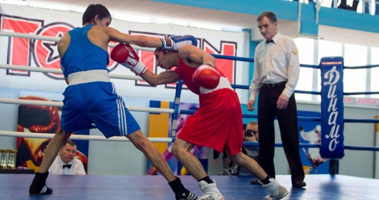 Любителям бокса. Совсем скоро стартуют Всероссийские соревнования имени Евгения Алиханова