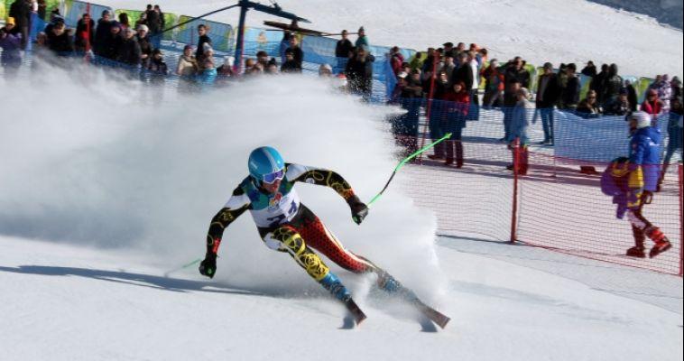 Поддержите спортсменов: малыши выйдут на горные склоны