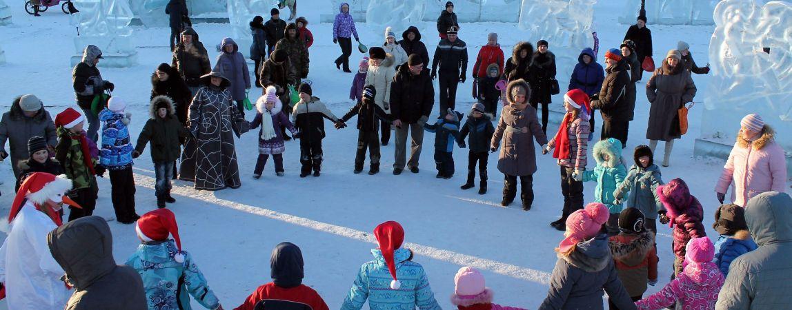 Йоулупукки оценил уральские морозы. Финский Дед Мороз поздравил детей с наступающим праздником